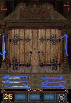 100 crypts 26 уровень прохождение