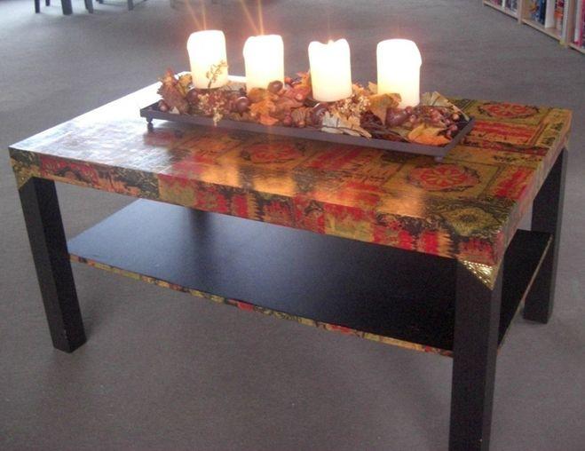 Как из старого стола сделать современный