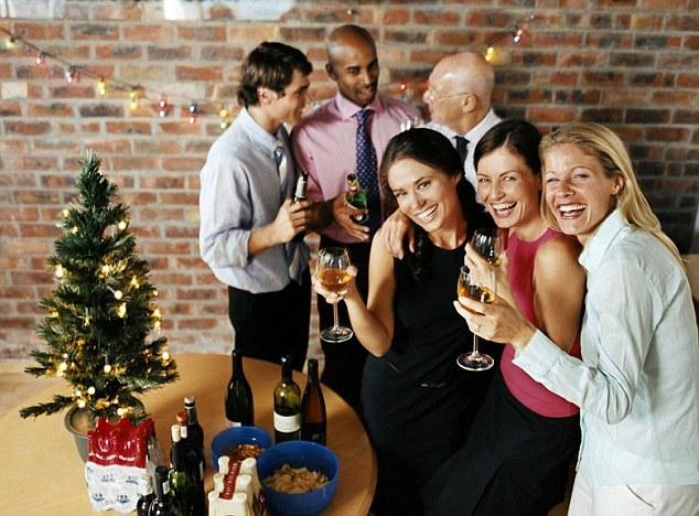 Как провести праздник в коллективе новый год