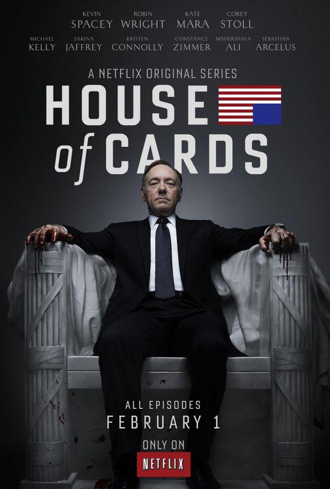 Скачать карточный домик house of