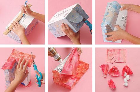 Как сделать мебель для кукол своими руками для монстер хай
