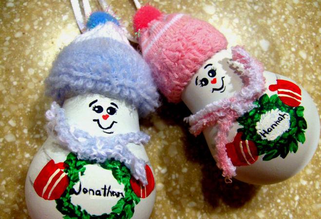 Венок новогодний своими руками из бисера