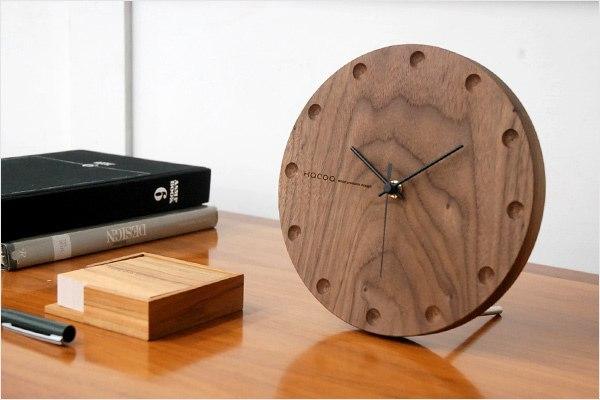 Часы из дерева сделать 31