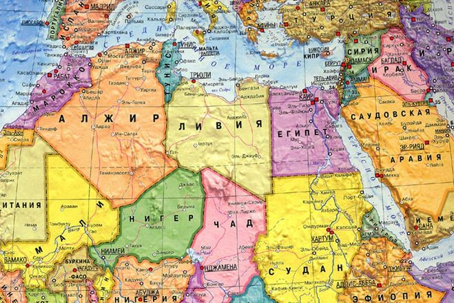 страны из 7 букв - фото 2
