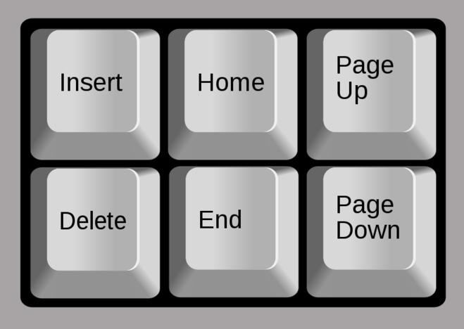 Значение клавиш на клавиатуре - Готовые рефераты для школьни…