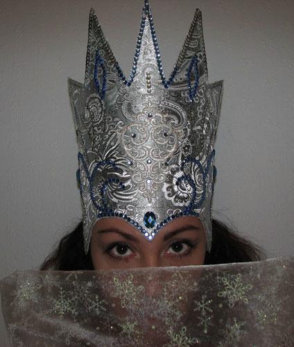 Как сделать костюм королевы своими руками фото