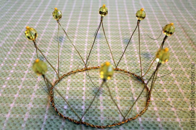 Как сделать декоративную корону - Ross-plast.ru