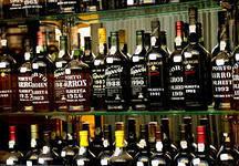 Родина крепленого вина порто или портвейна - Португалия.