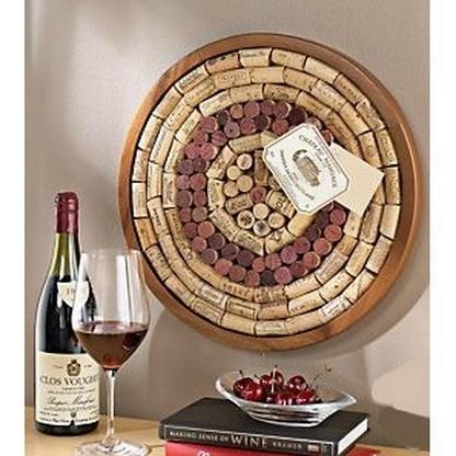 Что можно сделать из пробок от вина, из винных пробок?
