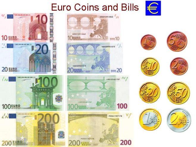 Какие существуют купюры евро 10 senti eesti vabariik 1991 цена
