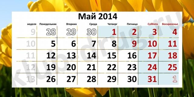 Инженерный календарь
