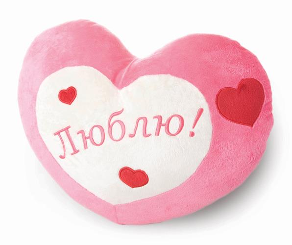 Подушка в виде сердца своими руками