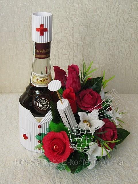 Оригинальный подарок на день медика своими руками