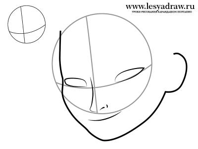 """Как нарисовать Эльзу из из """""""