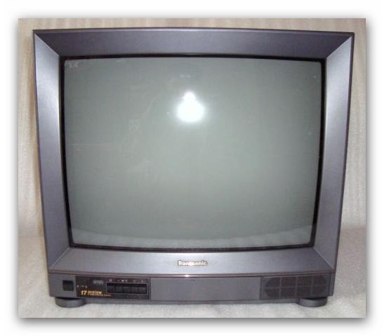Panasonic tc 21b4r регулировка