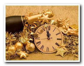 секунд до нового года:
