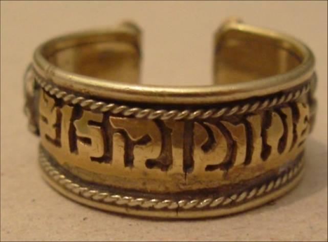 кольцо царя соломона оригинал фото