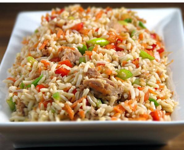 С чем и как приготовить рис