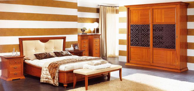 Какого цвета обои подходят для коричневой мебели