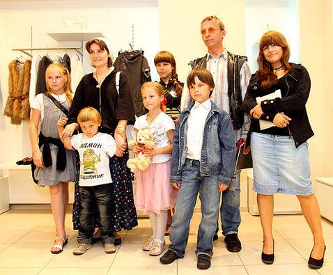 Дети ивана охлобыстина фото имена возраст