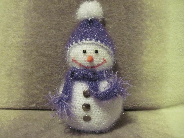 Рост Снеговика 15,5 см от