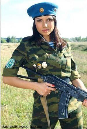 Сексуальные солдаты женщины