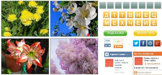 4 фото 1 слово 5 буквы все ответы в картинках 4
