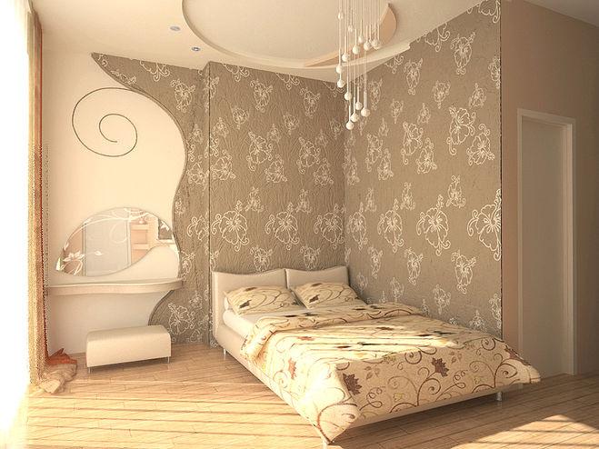 Зеленая гостиная дизайн