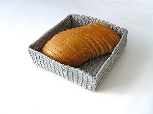 Как в домашних условиях сделать хлебницу 961