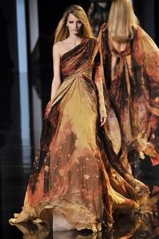 Платье венецианском стиле