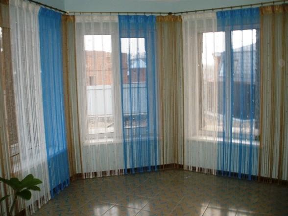 Где можна купить ниточные шторы?