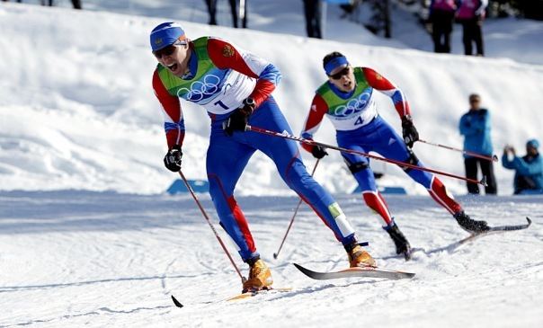 олимпийские игры в сочи лыжный спорт