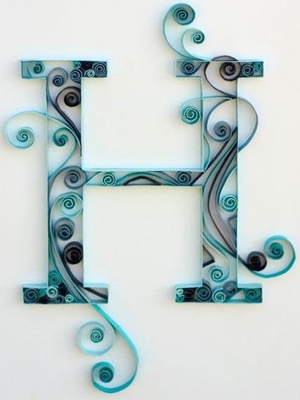 как рисовать объемные буквы карандашом: