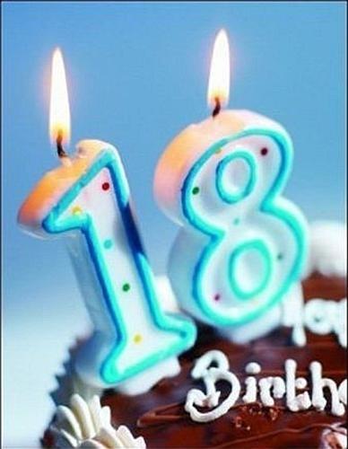 Прикольные поздравления восемнадцатилетием