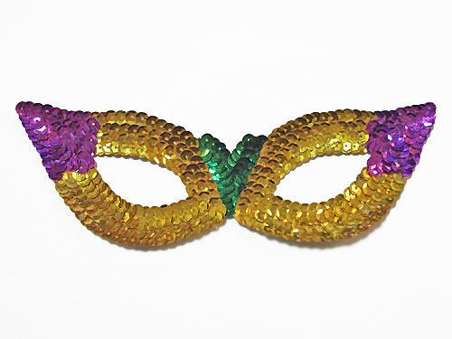 Как сделать себе маску на новый год
