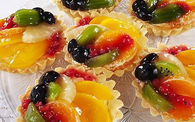 Рецепты тарталеток с фруктами с фото