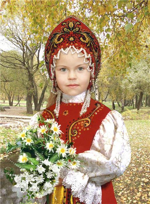 Кокошник для русского народного костюма своими руками фото 203
