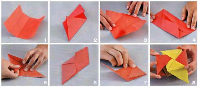 Как сделать из бумаги и из клея