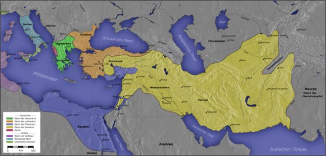 походы Чингизхана (при его