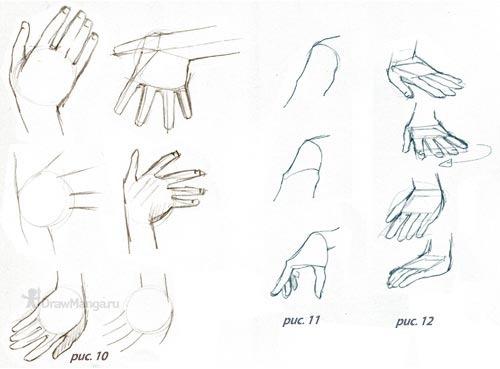 Как из рисунка сделать схему фото 225
